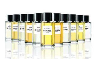 Chanel Les Exclusifs range
