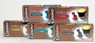 Casino espresso