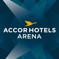 Accor hotels arena logo