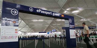 Stanstead-epassport-gates